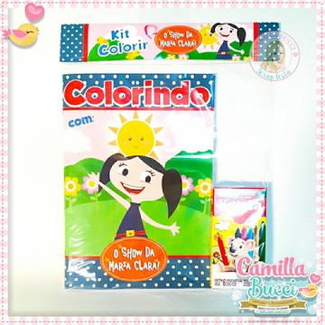 Kit Colorir Show da Luna