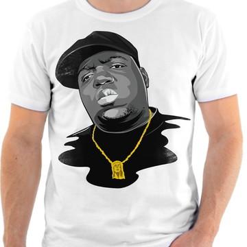 Camisa Camiseta Personaliza Cantor De Rap Notorius 06