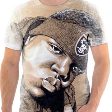Camisa Camiseta Personaliza Cantor De Rap Notorius 09