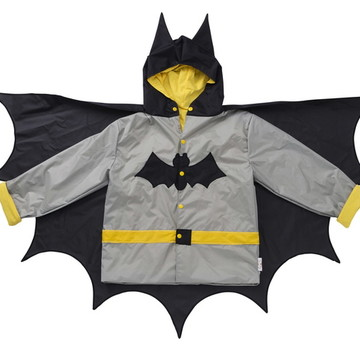 Capa de Chuva Fechada Morcego