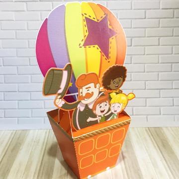 Caixinha Balão - Mundo Bita
