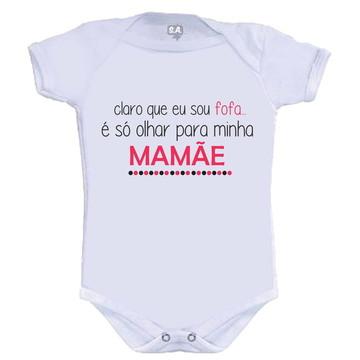 Body Fofa Igual a Mamãe