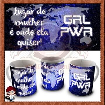 Caneca Girl Power 04