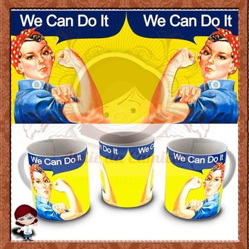 Caneca Girl Power 05