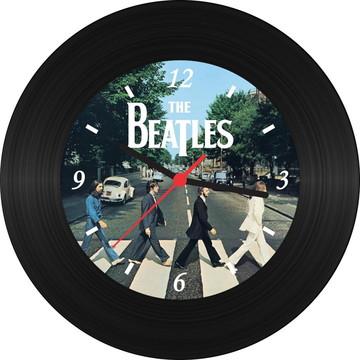 Relógio de Vinil - Abbey Road