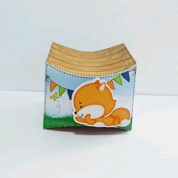 Caixa Pocket Raposinha