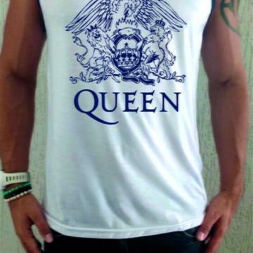 Camiseta Regata Queen