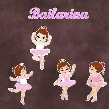 Recortes Bailarina