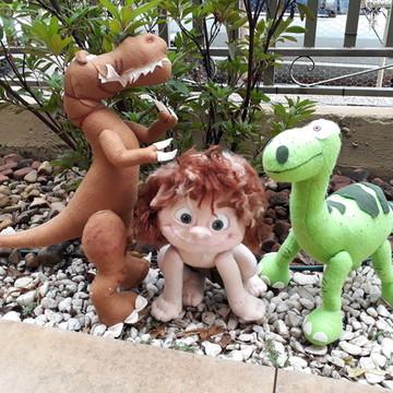 Kit o bom dinossauro