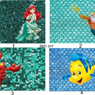 Ariel Estampa para Costura Criativa