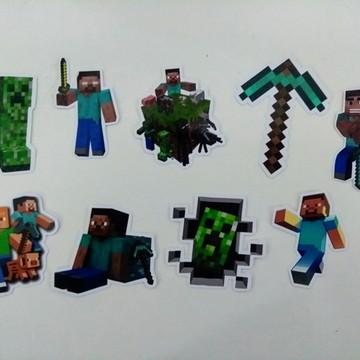 Apliques Minecraft