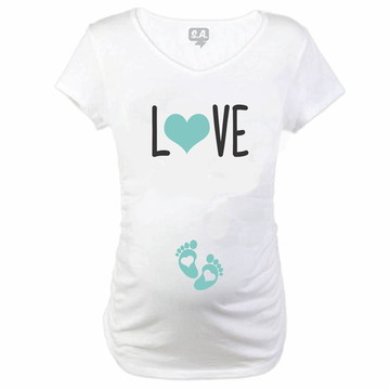 Baby long Love Dia das Mães Menino