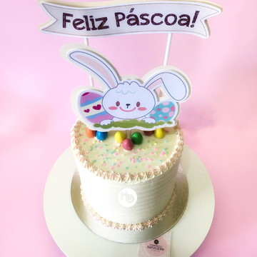 Páscoa | Bolo de Festivo | Coelho