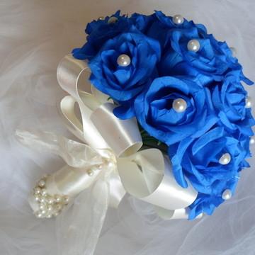 Buque - azul royal