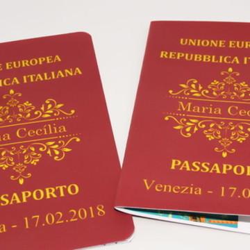 Convite Passaporte Criativo Veneza