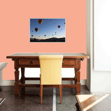 Adesivo Painel Fotográfico - Balões