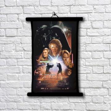 1Pergaminho Star Wars - A vingança dos Sith
