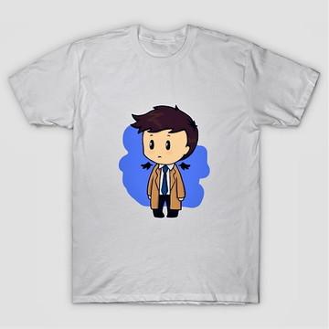 Camiseta Castiel - Supernatural