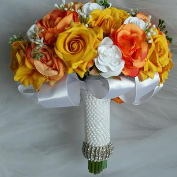 Buque colorido - noivas
