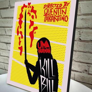 Poster / Quadro Kill Bill