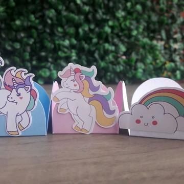 50 FORMINHAs docinhos lindas !!unicornio