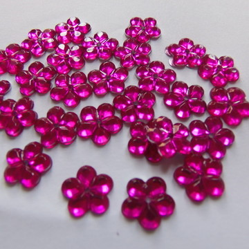 Chaton Flor 12mm Pink