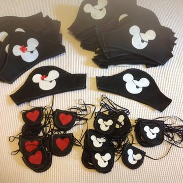 Kit Pirata Mickey e Minnie