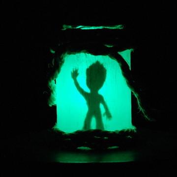 Luminária Baby Grot
