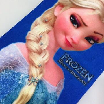 Lembrancinha Toalha de Mãos Frozen
