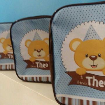 Mochila Personalizada Urso Festeiro