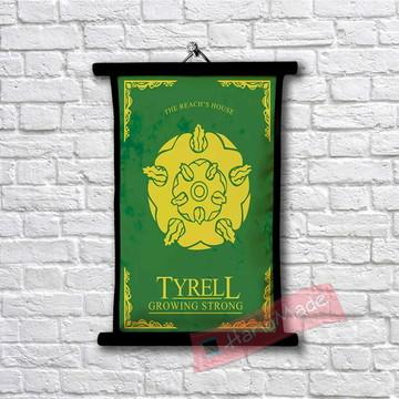1Pergaminho Game of Thrones - Tyrell