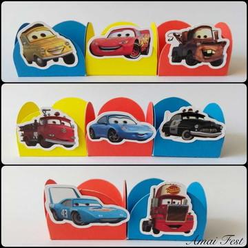 Forminhas Cars