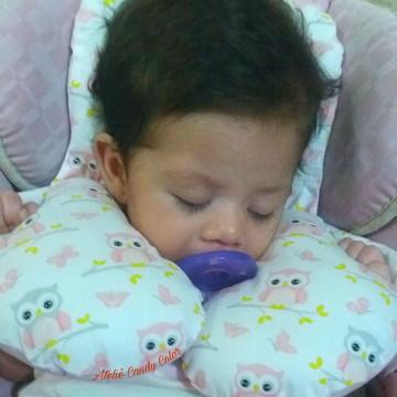 Almofada Pescoço Bebê Conforto