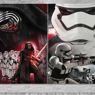 Painel Star Wars - Frete Grátis