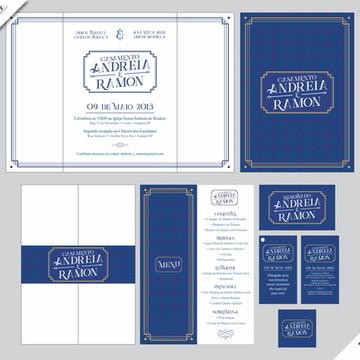Royal Luxo - Identidade Visual de Casamento