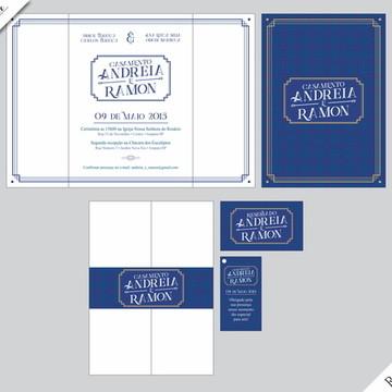 Royal Special - Identidade Visual de Casamento