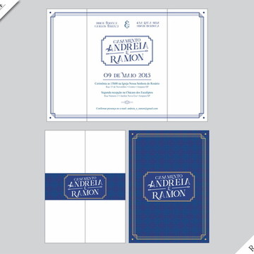 Royal Standard - Identidade Visual de Casamento
