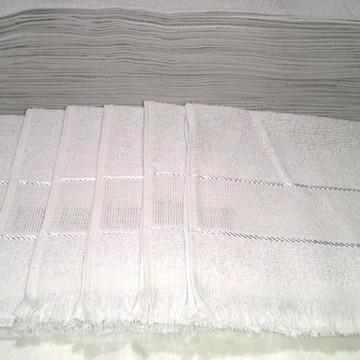 Toalha Social branca; Toalhinha de mão, Boca, Bebê; Infantil