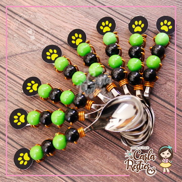 Colher decorada Cat Noir Miraculous