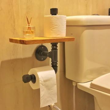 Dispenser Porta Papel Higiênico   Extra   Decor Industrial