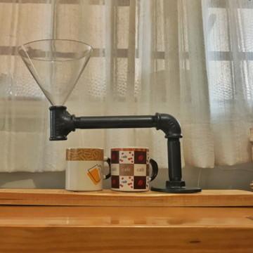 Coador de Café   Estilo Industrial