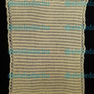 Manta de Lã para Bebê Retangular Simples