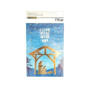 Livro de adesivo Recollections - AD00397