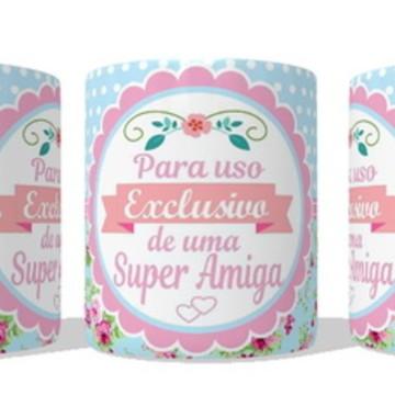 Caneca Super Amiga