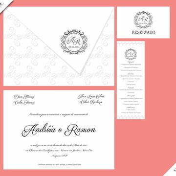 Veneza Special - Identidade Visual de Casamento