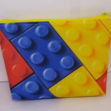 Necessaire Lego peças