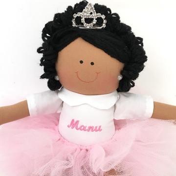 Boneca Princesa Negra