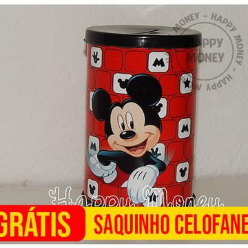 Cofrinho Personalizado Mickey