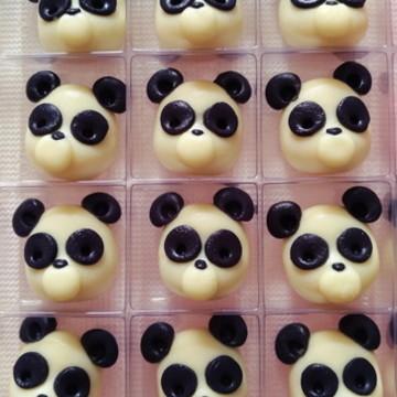 Panda - Doces Modelados