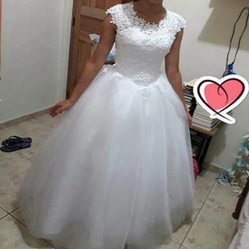 Vestido de Noiva Anabella